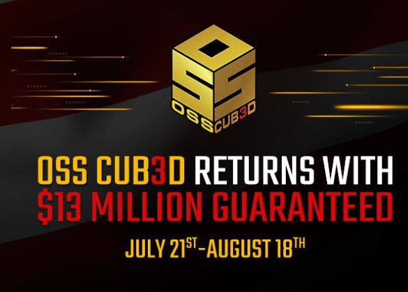 Take a look at ACR's OSS CUB 3D tournament.