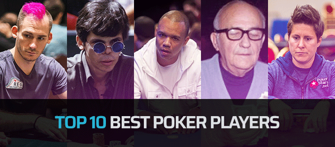 Top 10 Best Poker Players